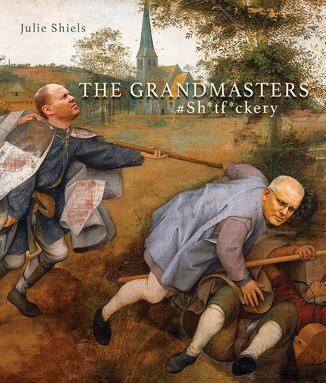 THE GRANDMASTERS: #SH*TF*CKERY